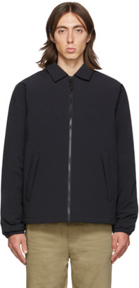 The Very Warm SSENSE Exclusive Black Fly Weight Coach Jacket