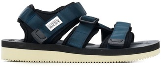 Suicoke Touch Strap Fastening Sandals