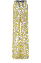 Naeem Khan Beaded Pants
