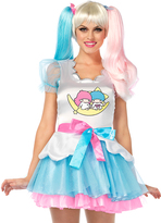 Leg Avenue Little Twin Stars Dress Costume - Women