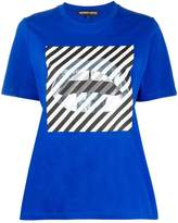 Markus Lupfer lips graphic T-shirt