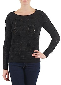 Eleven Paris TAPPLE WOMEN women's Sweater in Black