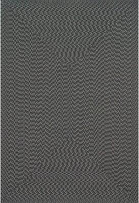 "Wrought Studioâ""¢ Daniell Handmade Braided Charcoal Rug Wrought Studioa Rug Size: Rectangle 2'3"" x 3'9"""