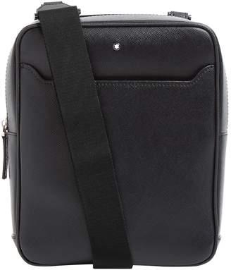 Montblanc Leather Sartorial Messenger Bag