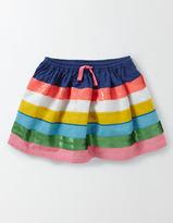 Boden Sparkling Detailed Skirt