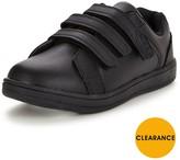 Very Paul Boys School Strap Shoe