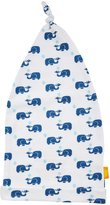 Masala Knotted Elephant Hat (Baby) - Navy/Blue-18-24 Months