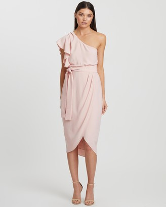 Mila Louise Midi Dress