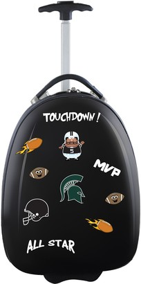 Youth Michigan State Spartans Wheeled Pod Luggage