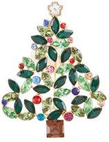 Merry & Bright Tree Pin