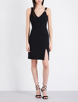 Versus Sleeveless crepe mini dress