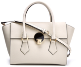 Vivienne Westwood Women's Opio Saffiano Leather Handbag Beige