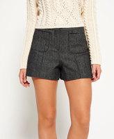 Superdry Tweed Nordic Shorts