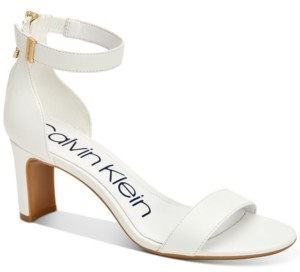 White Dress Women's Sandals - ShopStyle