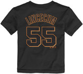 Majestic Toddlers' Tim Lincecum San Francisco Giants Player T-Shirt