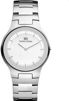 Danish Design Men's 39mm Steel Bracelet & Case Quartz -Tone Dial Analog Watch IQ62Q950