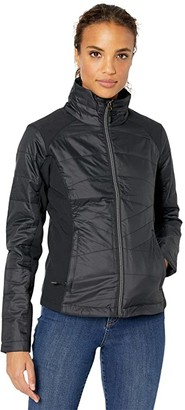 Spyder Glissade Hybrid Insulator Jacket (Black) Women's Coat