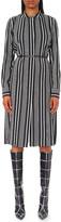Altuzarra Edith striped stretch-crepe dress