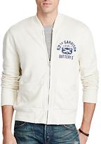 Polo Ralph Lauren Cotton-blend Baseball Jacket, Nevis
