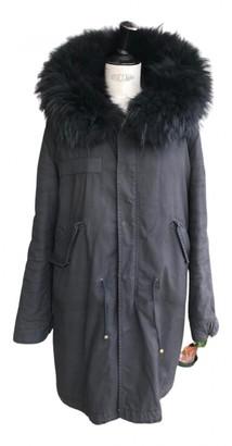 Mr & Mrs Italy Black Fox Coats