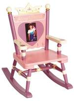 Levels of Discovery Princess Mini Rocker - Pink