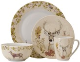 Pfaltzgraff Woodland Wreath 16-pc. Dinnerware Set