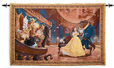 Disney Beauty and the Beast Tapestry Wall Hanging