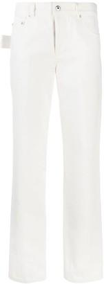 Bottega Veneta Straight Leg Trousers