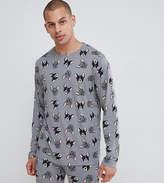 Chelsea Peers french bulldog pyjama set
