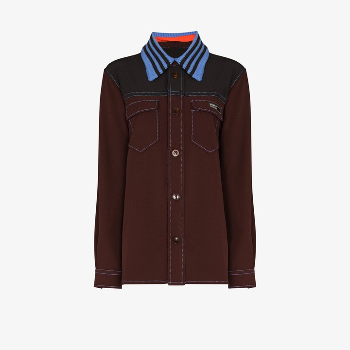 adidas X Wales Bonner safari shirt