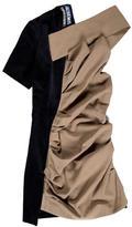 Jacquemus Asymmetrical Wool Dress w/ Tags