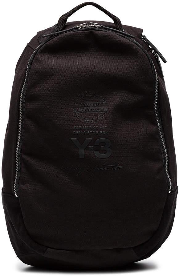 Y-3 street logo backpack