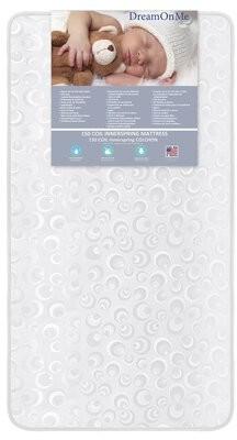 Dream On Me 2-Stage Waterproof Standard Crib Mattress