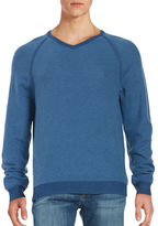 Tommy Bahama Make Mine a Double Reversible V-Neck Sweater
