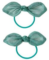 Crazy 8 Sparkle Bow Ponyholders 2-Pack