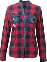 Desigual Shirt Elqui Rep