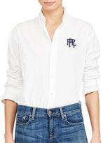 Polo Ralph Lauren Pinpoint Cotton Oxford Shirt
