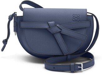Loewe Mini Gate Dual Leather Crossbody Bag