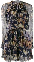 Zimmermann floral-print playsuit