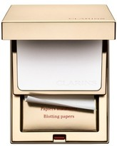 Clarins Pore Perfecting Matifying Kit With Blotting Papers - No Color