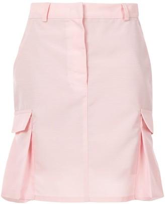 Walk of Shame Cargo Mini Skirt