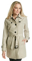 MICHAEL Michael Kors Single Breasted Trench Coat