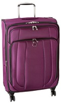 "Delsey Helium Cruise 25"" Expandable Spinner Suiter Trolley"