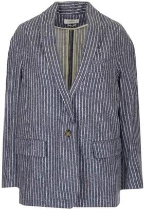 Etoile Isabel Marant Pinstripe Tailored Blazer
