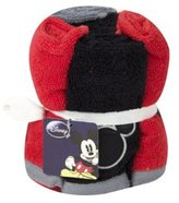 Disney Mickey Mouse Tuxedo 5-Piece Embroidered Washcloth Set