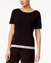 Cosabella Majestic Lace Trim Pajama Top MAJES1841