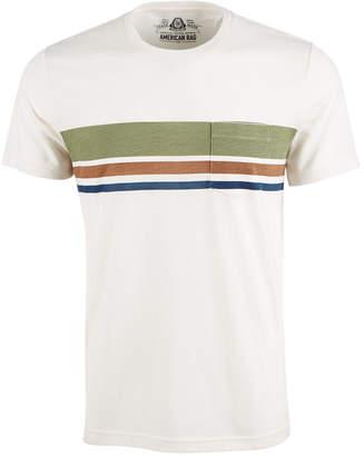 American Rag Men Striped Chest Pocket T-Shirt
