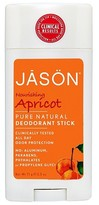 Jason Deodorant Stick Apricot - 2.5 oz