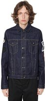 Stella McCartney Embroidered Organic Cotton Denim Jacket