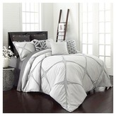 Vue Cersei Fashion Comforter Set Twin Ivory 2 Piece